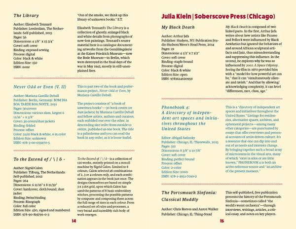 12 Contributors, 5 Publications, 5 Years [PDF]