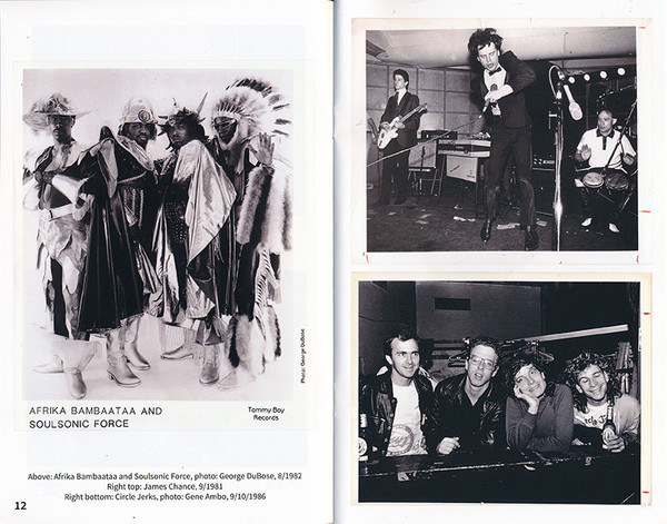 Library Excavations #2: The ABCs of the Chicago Reader Touring Musicians Publicity Photos Collection
