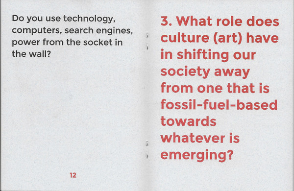 Sample page from Workbook #1