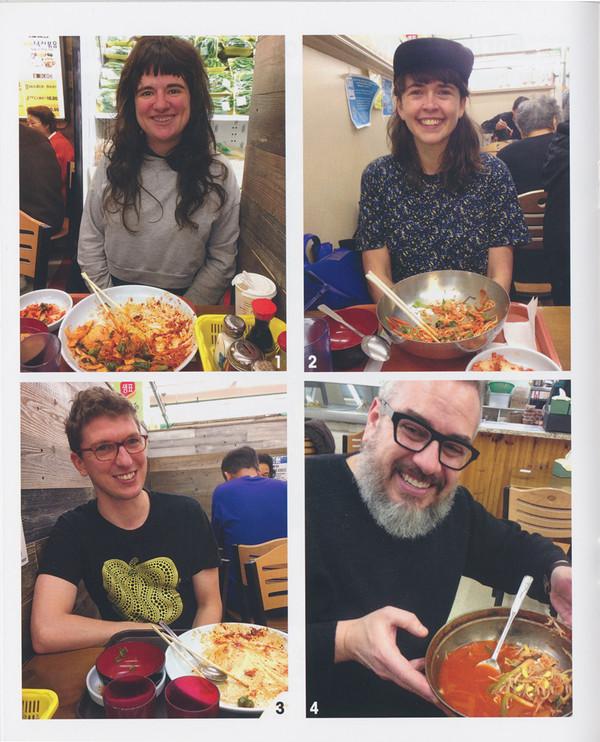 The Meal-Based Artist Residency Program
