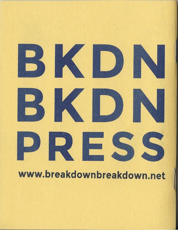 Break Down Workbook #4—Sonic Meditations: Immersive Ecological Entanglement, Vol. 2