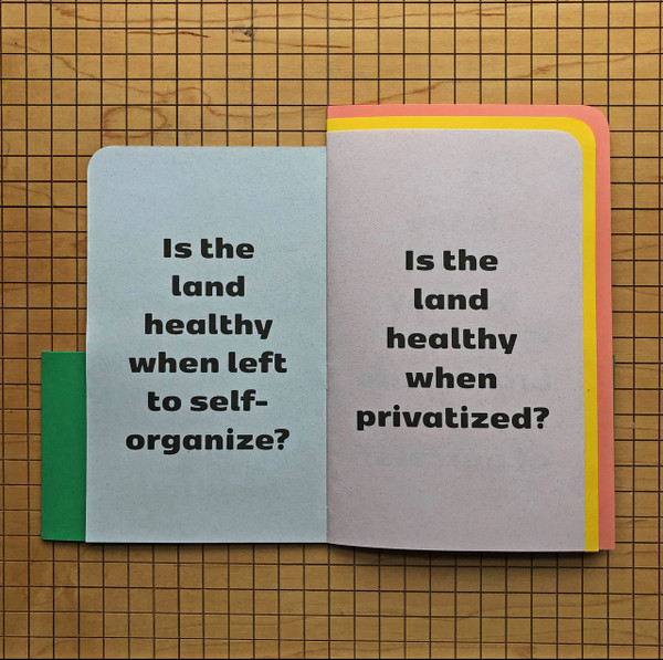 HEAL LAND—page combination