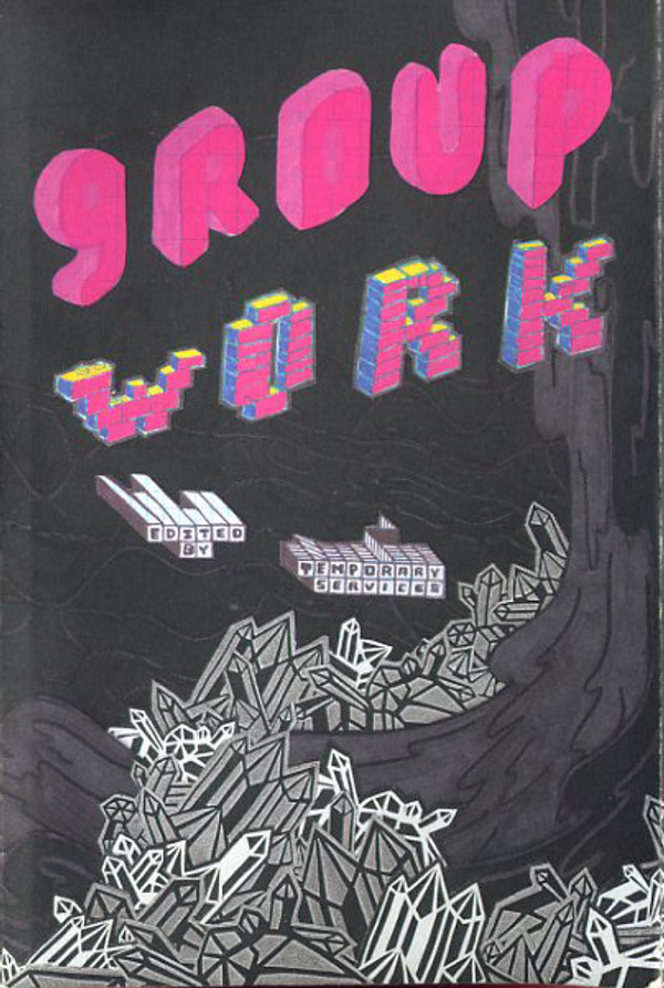 Cover of Group Work by Temporary Services