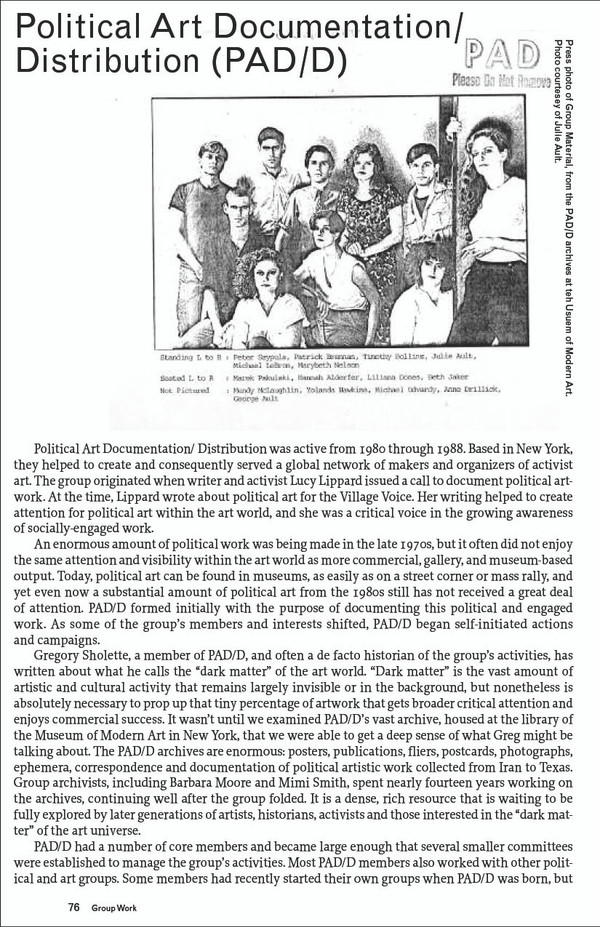 Group Work [PDF]