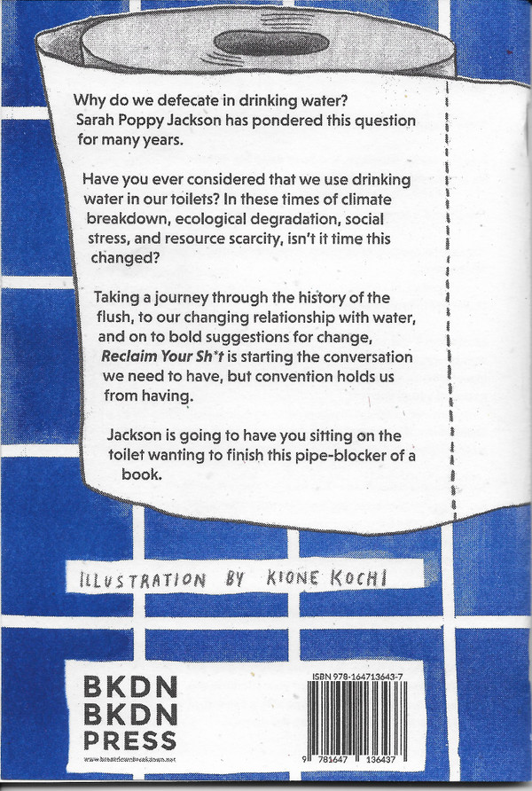 Reclaim Your Sh*t! - Back Cover