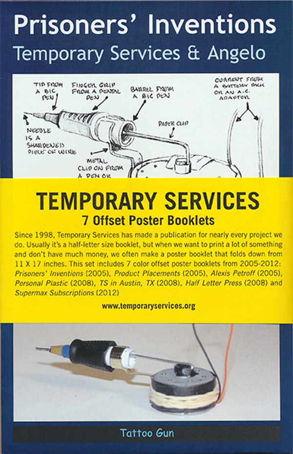 7 Offset Poster Booklets