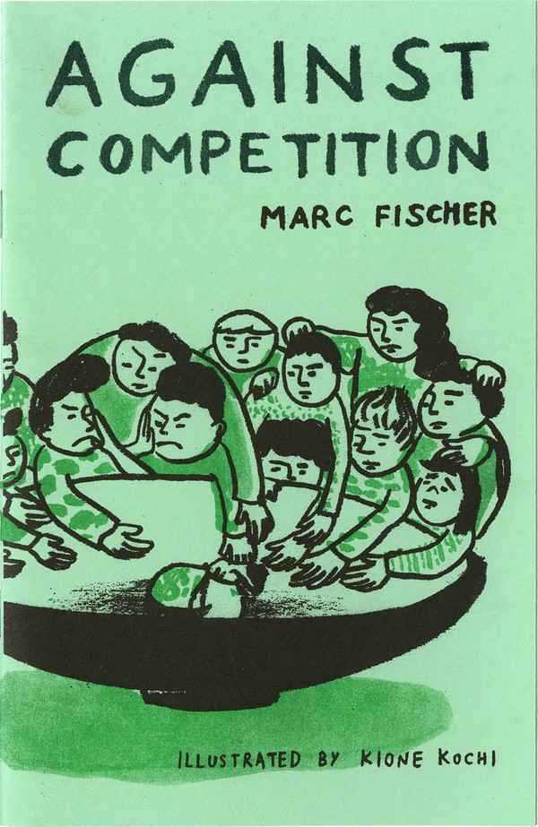 Against Competition [epub]