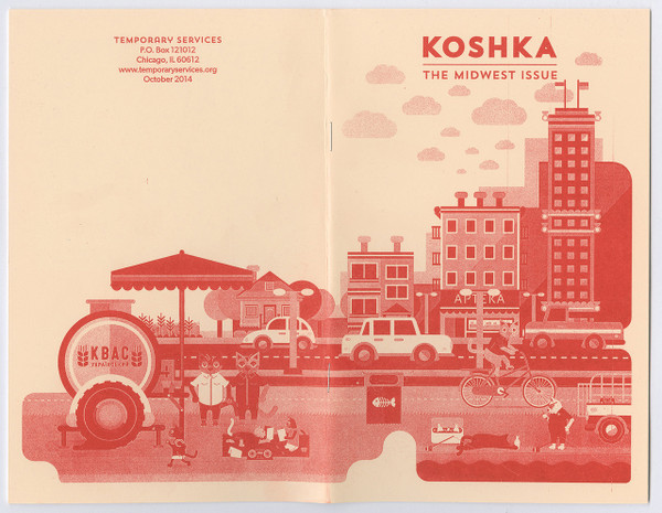 Koshka #4: The Midwest Issue [epub]