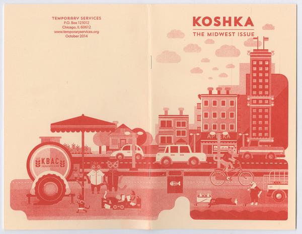 Koshka #4: The Midwest Issue [PDF-5]