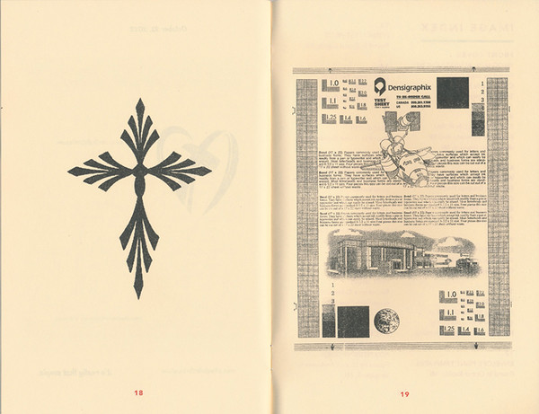 Past Lives: Found Risograph Ephemera Compiled by George Wietor