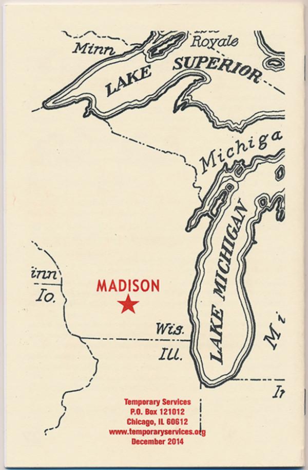 Madison Mutual Drift - Madison, Wisconsin: A City In Nine Objects [epub]