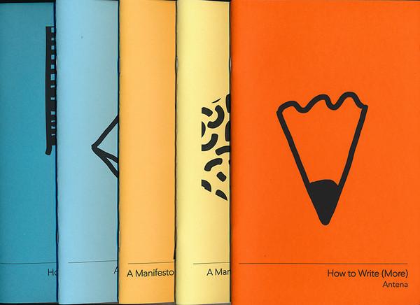 Antena Booklet Set