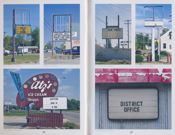 Abandoned Signs