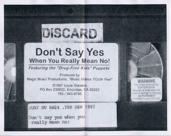 Library Excavations #7: VHS R.I.P.