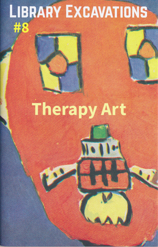 Library Excavations #8: Therapy Art