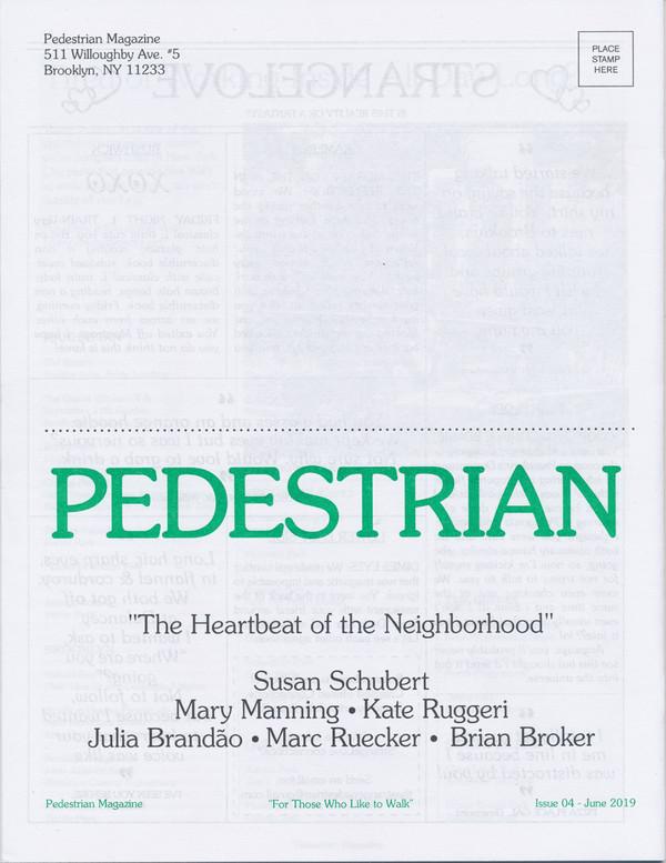 Pedestrian Magazine issue 04