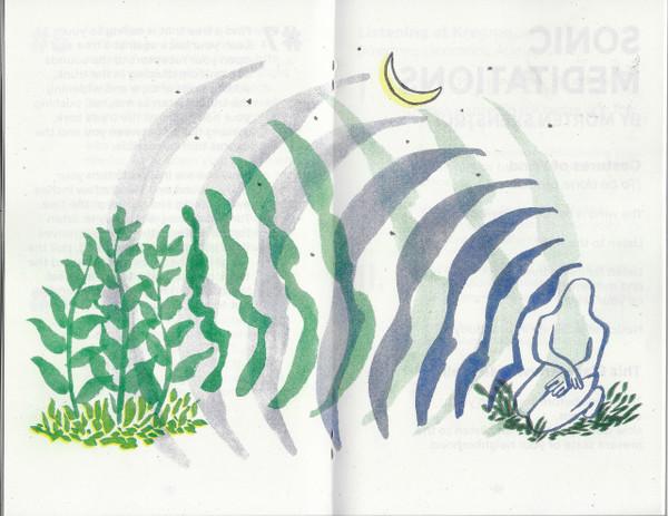 "Centerfold of ""Sonic Meditations for Immersive Ecological Entanglement"""