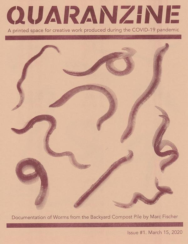 QUARANZINE - Assortment of 12 issues