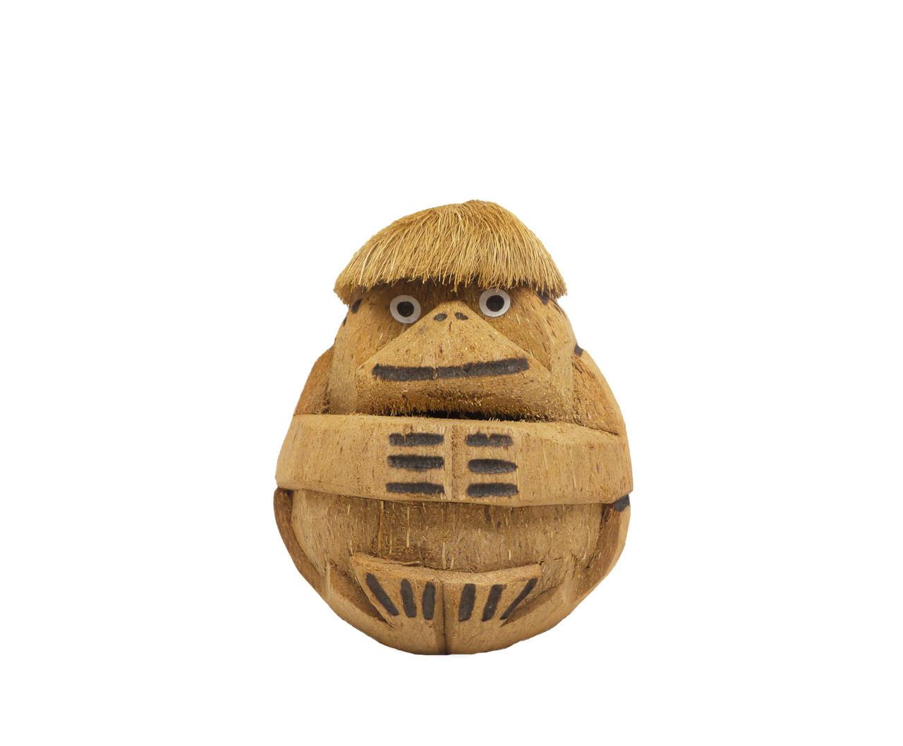 Coconut Monkey Long Hair
