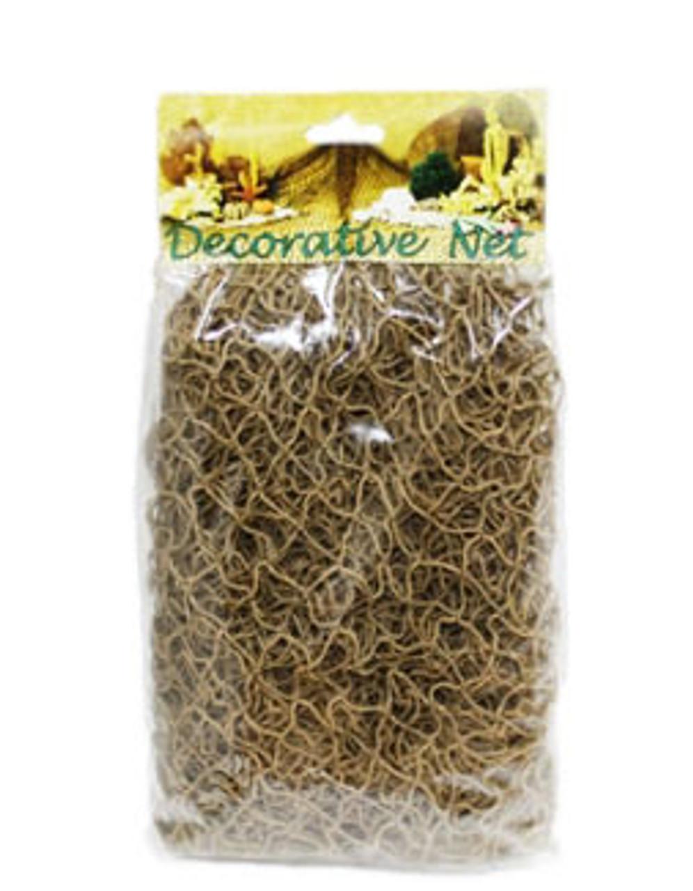 Decorative Scrap Net with Header