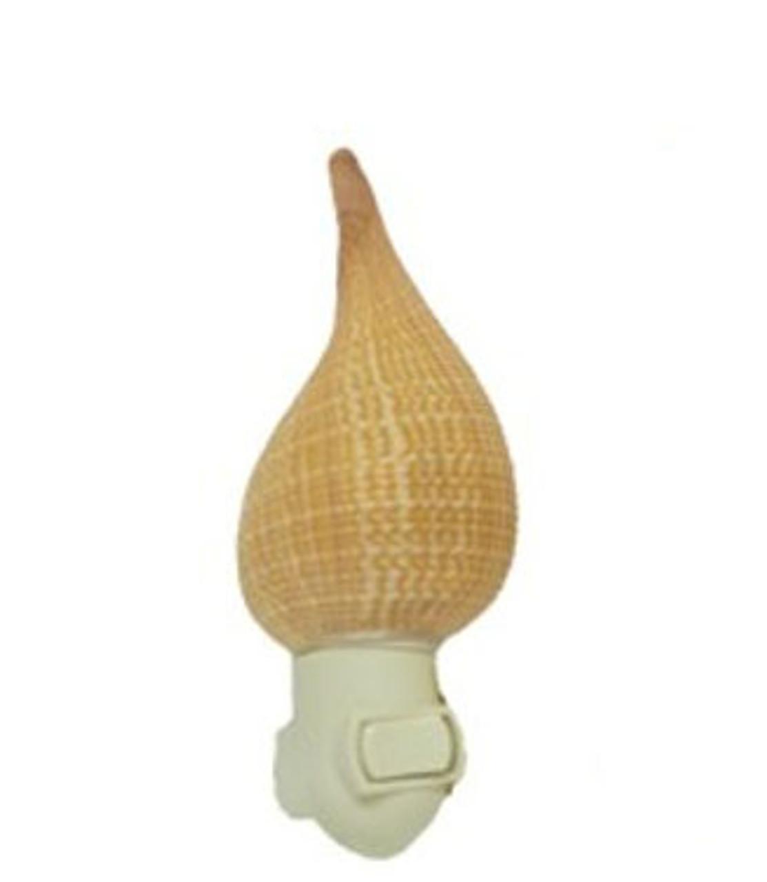 Fig Seashell Night Light