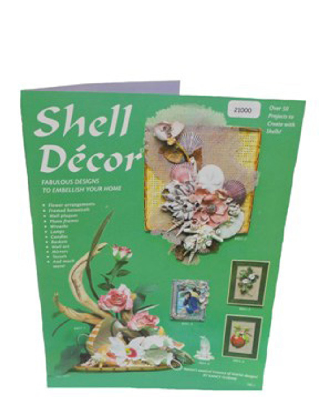 Shell Decor Craft Book