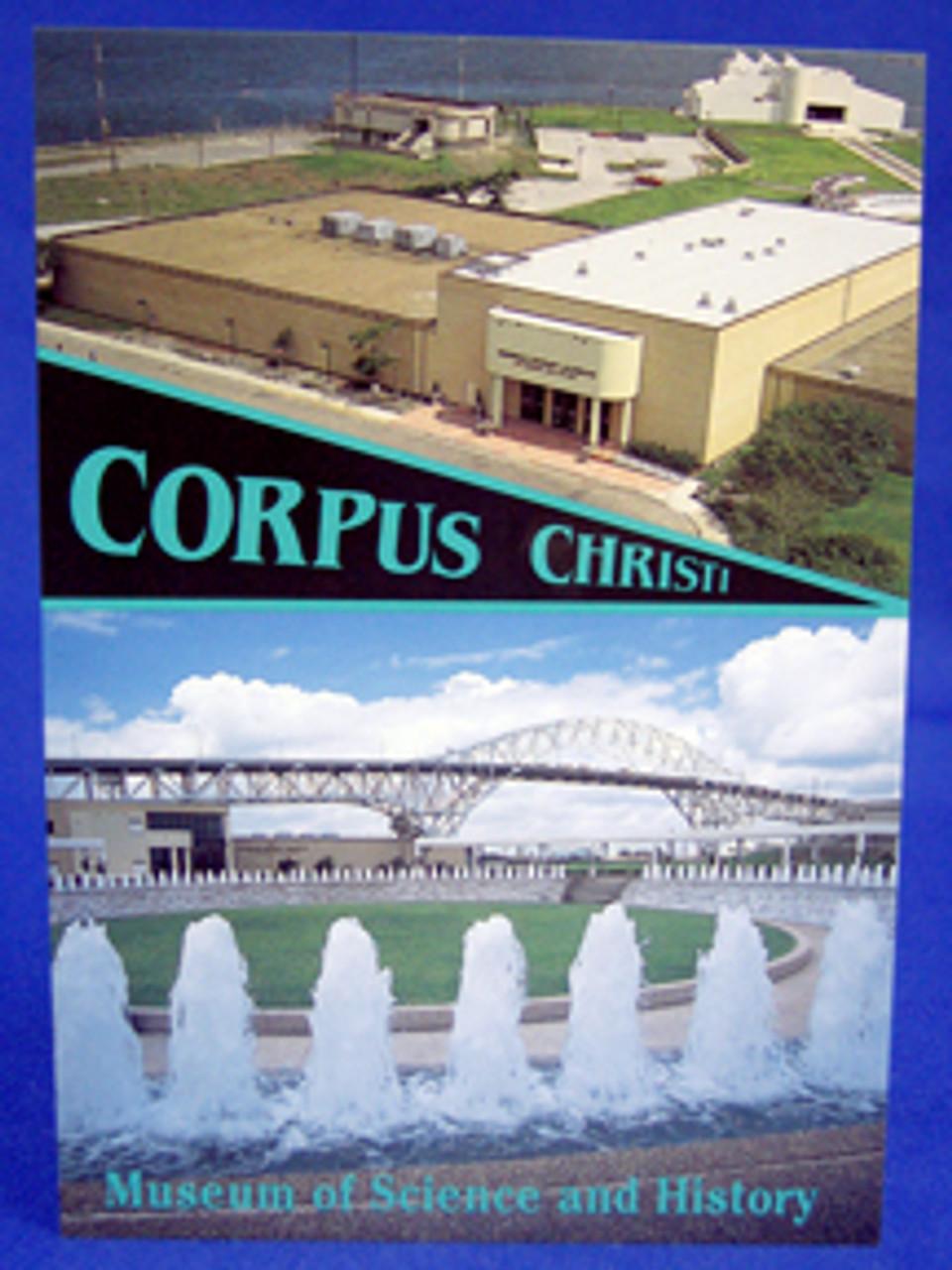 Corpus Christi Museum Postcard