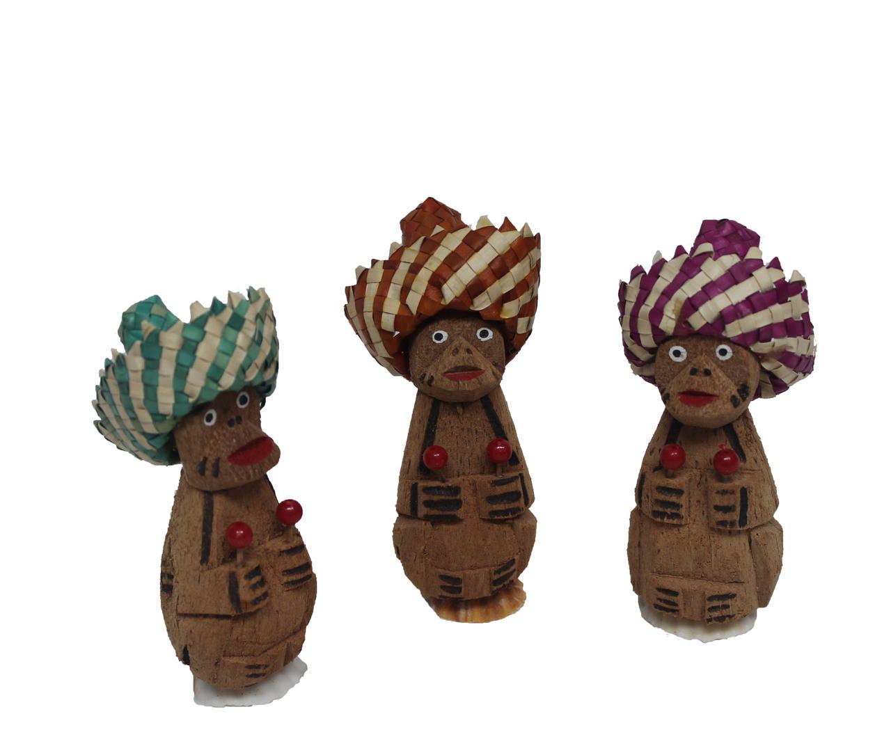 Coco Monkey With Maracas