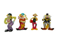 Clown Figurines