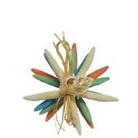"""Dyed & WFS Bundle 6-7"""" w/Raffia/Slice Tie"""