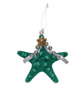 Dyed Arm Star Ornament