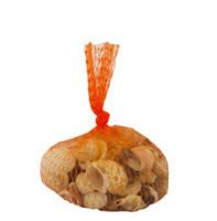 Net Bag With Seashells