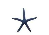 Dyed Finger Star-Navy