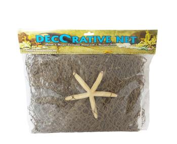 Decorative Net 3 x 5 W/Starfish
