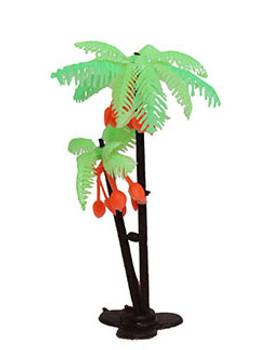 Plastic Palm Tree