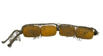 Used Jumbo Cork on Rope - Set of 4