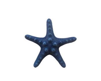 Navy Dyed Armoured Starfish