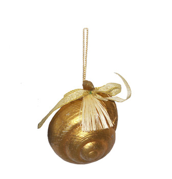 Rysotta Gold Ornament