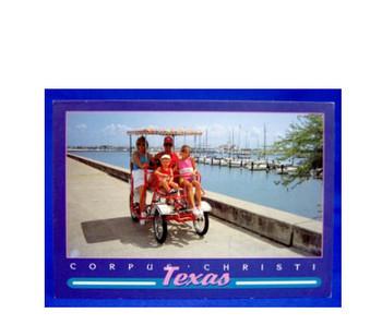 Corpus Christi Surrey Postcard
