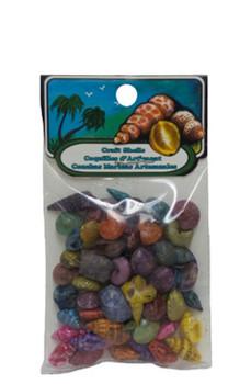 Dyed Mix Seashells