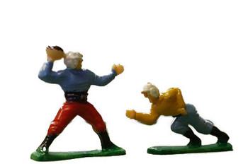 Football Player Figurines