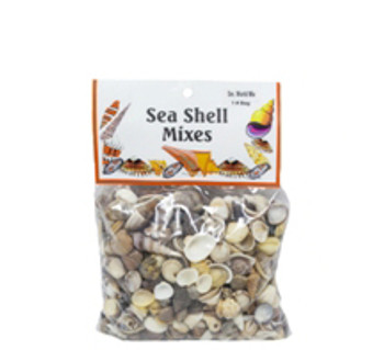 Small World Mix  Seashells- 1 Lb Bag
