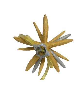 Gold & Silver Finger Starfish