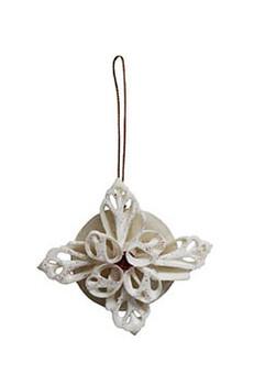 Canarium Christmas Ornament