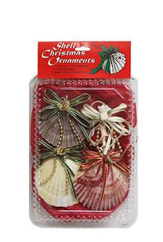 Assorted Shells Ornaments