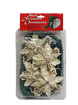 Assorted Snowflake Ornaments