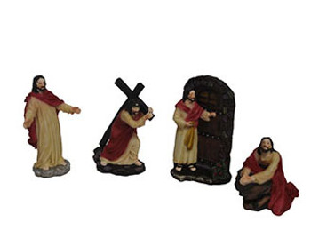 Resin Jesus Statues