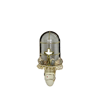 Religious Lamp Shade Cover