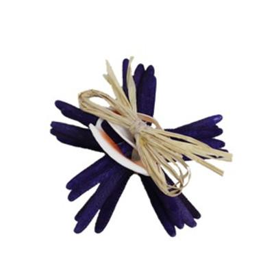 "Dyed Purple Finger Stars Gift Bundle 4 - 5"""