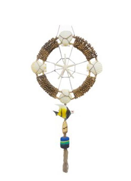 Dream Catcher W/Seashells